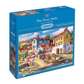 Gibsons Gibsons puzzel The four bells (1000 stukjes)