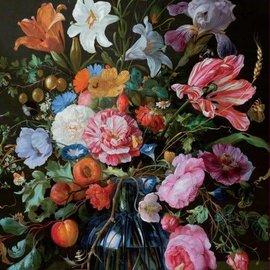 Puzzelman Vaas met bloemen - Jan de Heem (1000 stukjes)