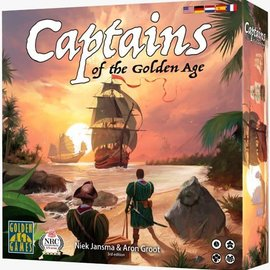 Golden Age Games Captains of the Golden Age