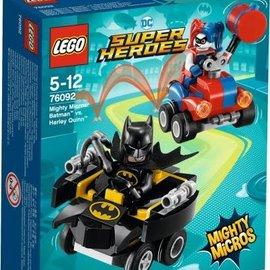 Lego Lego 76092 Mighty Micros: Batman vs. Harley Quinn