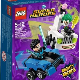 Lego Lego 76093 Mighty Micros: Nightwing vs. The Joker