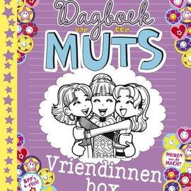 Boek Dagboek van een muts - Vriendinnen box