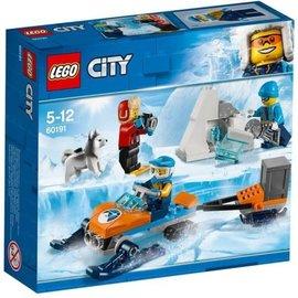 Lego Lego 60191 Poolonderzoekersteam