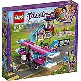 Lego Lego 41343 Heartlake City vliegtuigtour