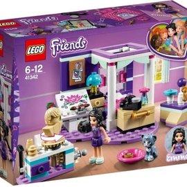Lego Lego 41342 Emma's luxe slaapkamer
