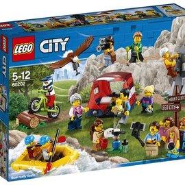 Lego Lego 60202 Personenpakket buitenavonturen