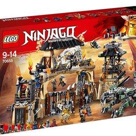 Lego Lego 70655 Drakenkuil