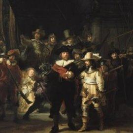 Puzzelman De Nachtwacht - Rembrandt van Rijn (1000 stukjes)