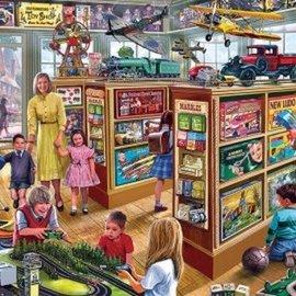 Gibsons Gibsons The Toy shop (1000 stukjes)