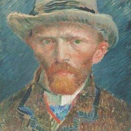 Puzzelman Puzzelman puzzel Zelfportret - Vincent van Gogh (1000 stukjes)