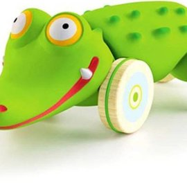Djeco Djeco 6282 Pull along toy Croc'n roll