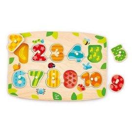 Djeco Djeco 1046 Relief puzzel - 1,2,3 Moby