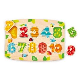 Djeco Djeco 1046 Relief Puzzle - 1,2,3 Moby