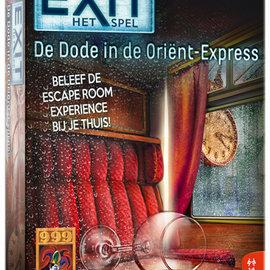 999 Games 999 Games Exit: De dode in de Oriënt Express