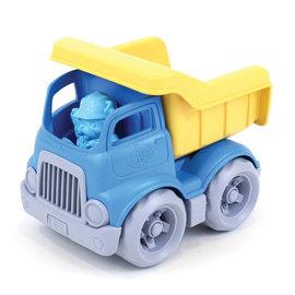 Green Toys Green Toys vrachtwagen geel/blauw