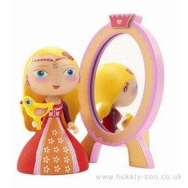 Djeco Djeco 6761 arty toy Nina prinses met spiegel