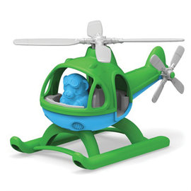 Green Toys Green Toys Helikopter groen