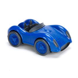 Green Toys Green Toys racewagen blauw