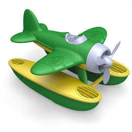 Green Toys Green Toys watervliegtuig met groene vleugels