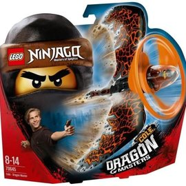 Lego Lego 70645 Cole drakenmeester