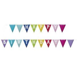 Jabadabado Jabadabado Vlaggenlijn happy Birthday