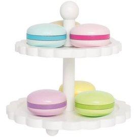 Jabadabado Jabadabado houten speelset macarons