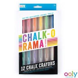 Ooly Ooly - Chalk-O- Rama stofvrije krijt