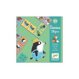 Djeco Djeco 8115 dieren Domino