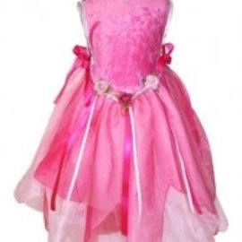 Great Pretenders Fee jurk donker roze maat M