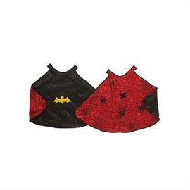 Great Pretenders spiderman / batman cape maat S