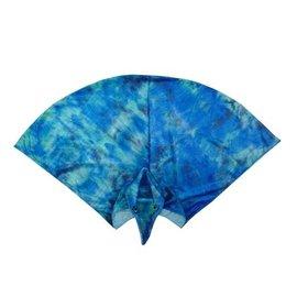 Great Pretenders Pterodactyl capuchon cape blauw