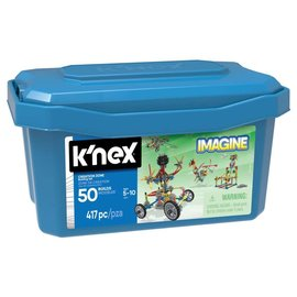 Knex Knex Creation zone box, 417 dlg