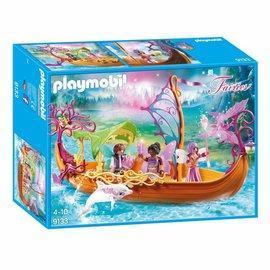 Playmobil Playmobil - Magische Feeënboot (9133)