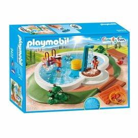Playmobil Playmobil - Zwembad ( 9422)