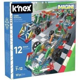 Knex Knex bouwset auto's 187 delig