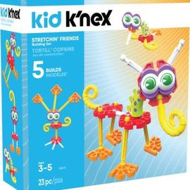 Knex Kid Knex bouwset Stretchin Friends