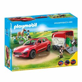 Playmobil Playmobil - Porsche Macan GTS (9376)