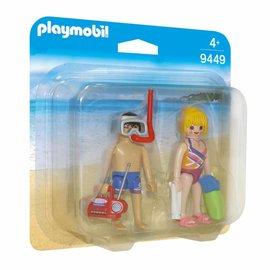 Playmobil Playmobil - Duopack Badgasten (9449)