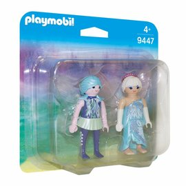 Playmobil Playmobil - Duopack Winterelfen (9447)