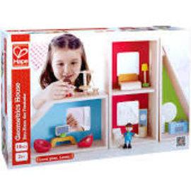 Hape Hape Geometrisch Huis