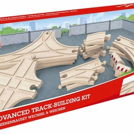 Hape Hape Advanced Track Building Kit