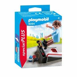 Playmobil Playmobil - Skater met helling (9094)