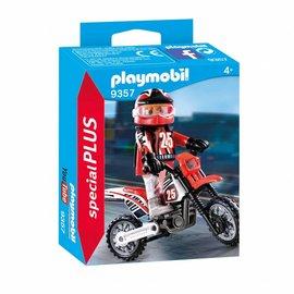 Playmobil Playmobil - Motorcrosser (9357)