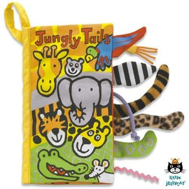 Ty Tails Jungly book