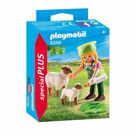 Playmobil Playmobil - Schapenhoedster (9356)