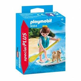 Playmobil Playmobil - Peddelsurfer (9354)