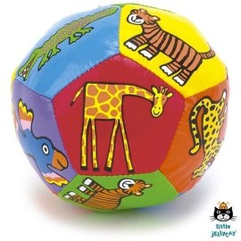 Ty JellyCat Jungle tails boing ball