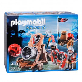 Playmobil Playmobil - Groot kanon van de valkenridder (6038)