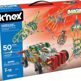 Knex Knex Power & Play, 529 dlg