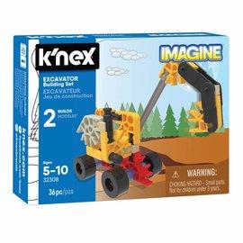 Knex Knex bouwset Graafmachine